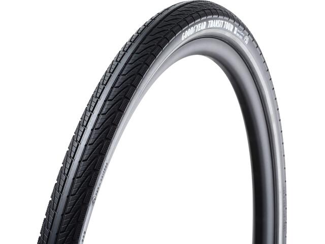 Goodyear Transit Tour - Pneu vélo - 35-622 Tubeless Complete Dynamic Silica4 e50 noir